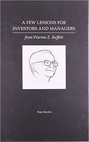 Warren buffet cover