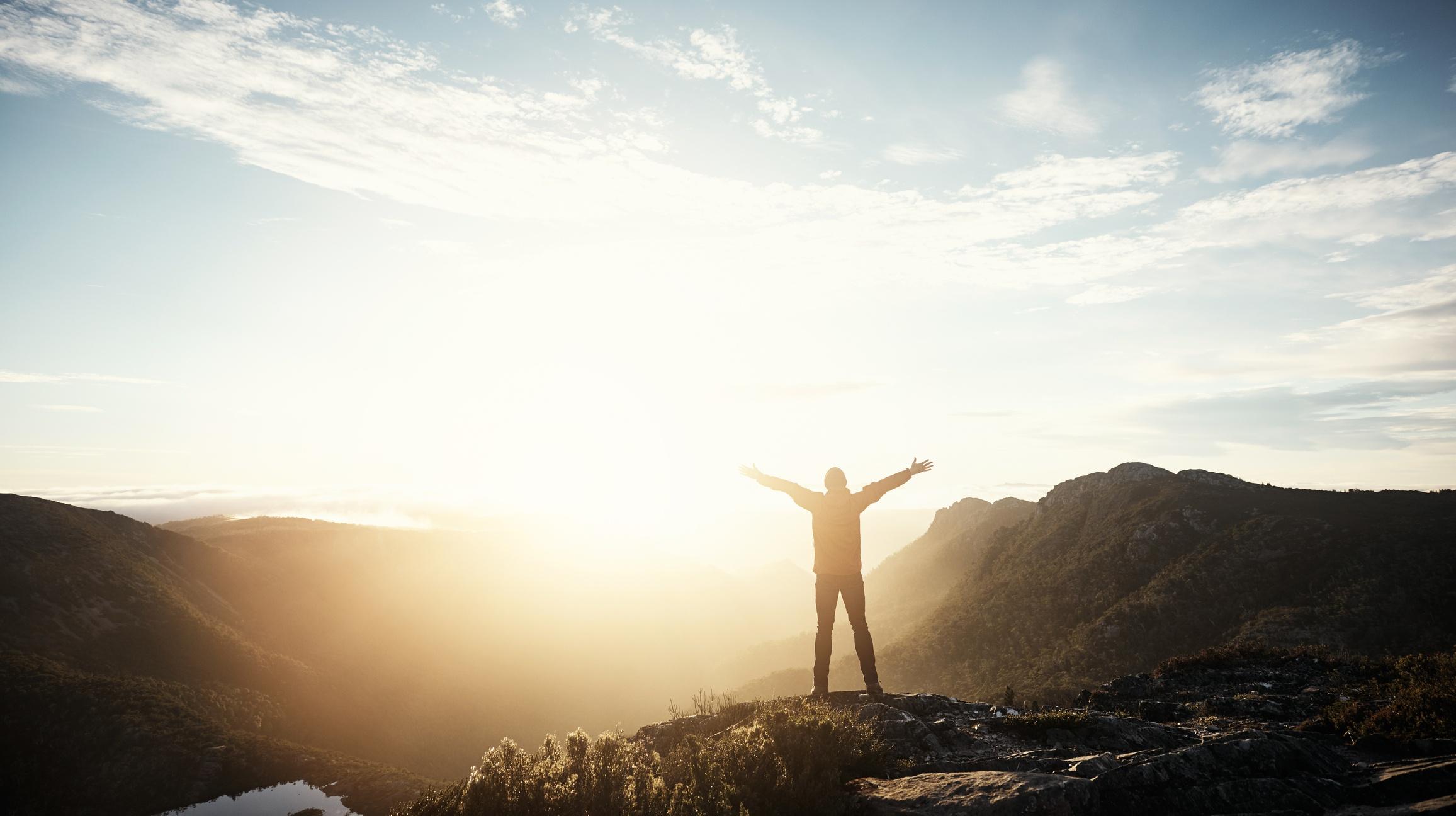 overcoming failure on mountain