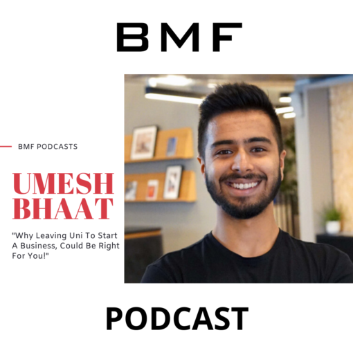 Why Leaving Uni To Start A Business, Could Be Right For You! – Umesh Bhatt 12 510x510