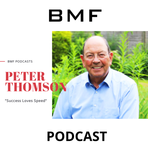 """Success Loves Speed"" – Peter Thomson 20 510x510"